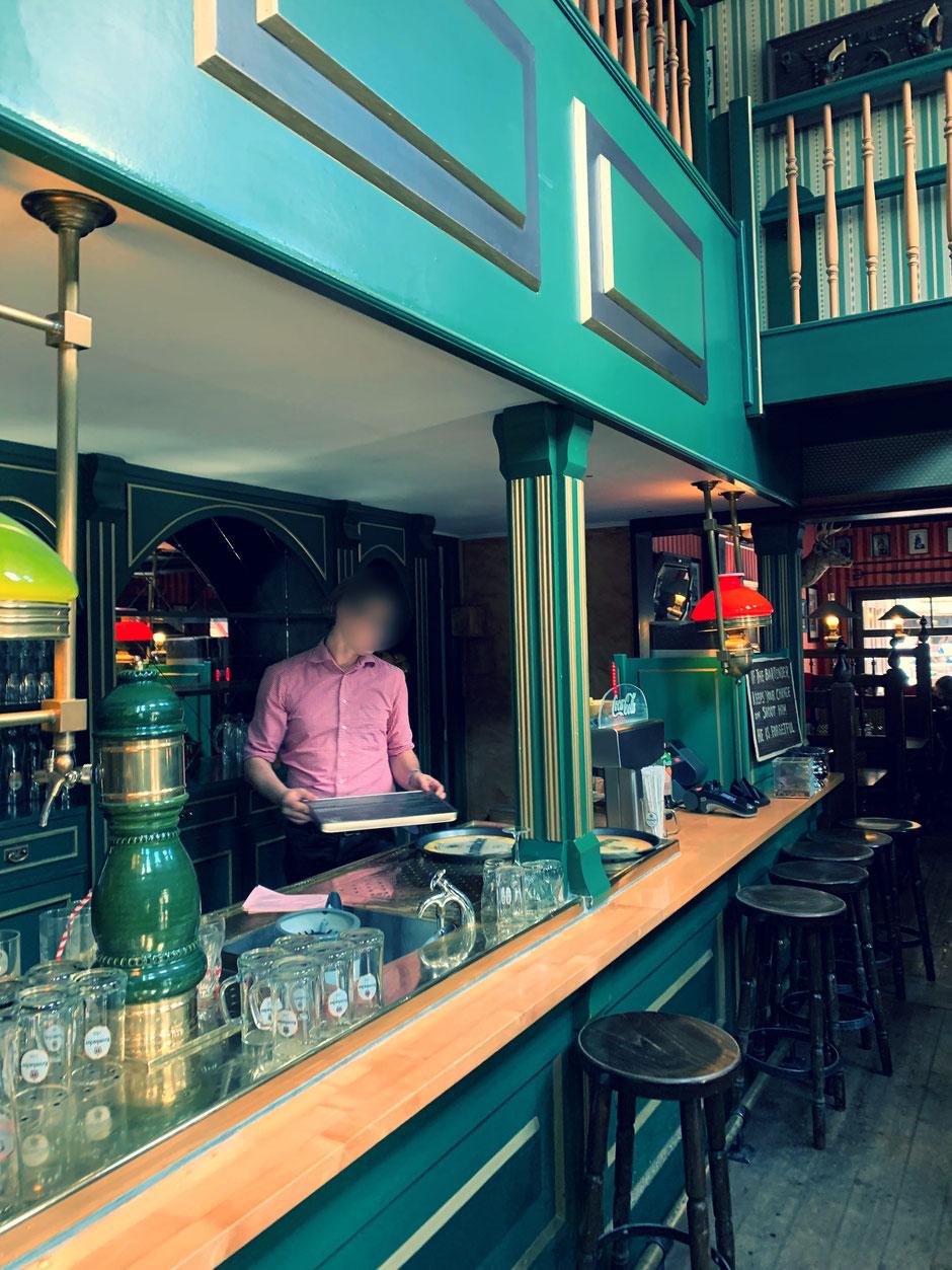 hansa park saloon restaurant
