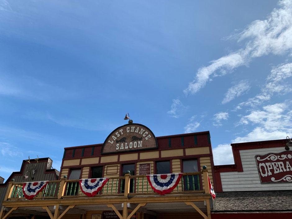 hansa park saloon last chance