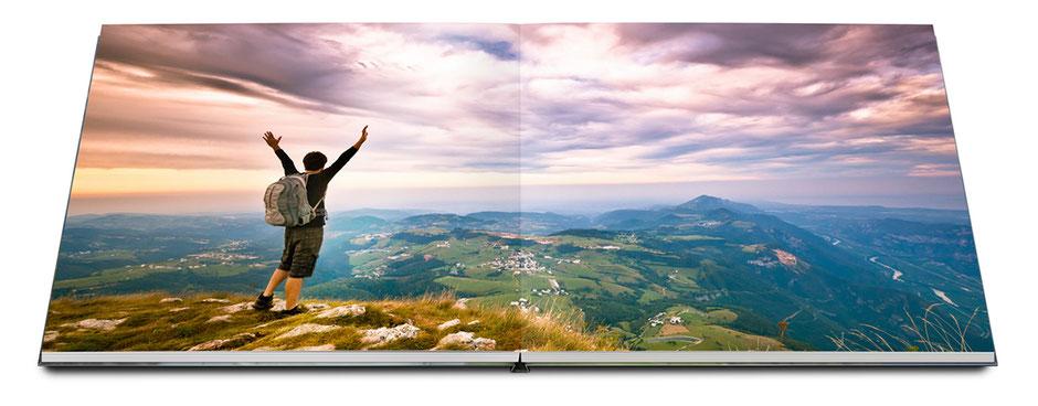 saal digital fotobuch layflat