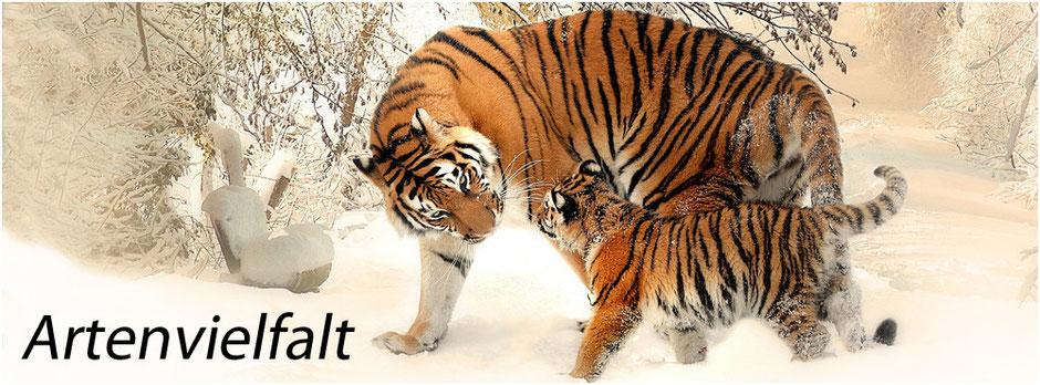 #dennichliebe Artenvielfalt | Tiger | domiswindrad