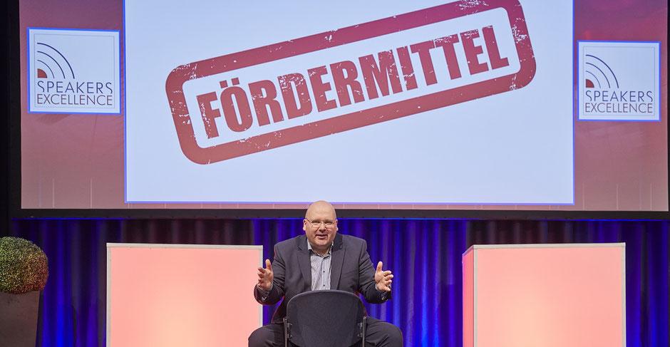 Kai Schimmelfeder Vortragsredner Fördermittel, Fördergelder, Förderprogramme und Zuschüsse