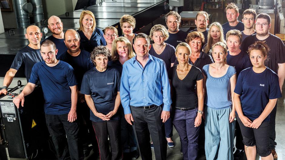 Unser Team – die Roos GmbH in Augsburg