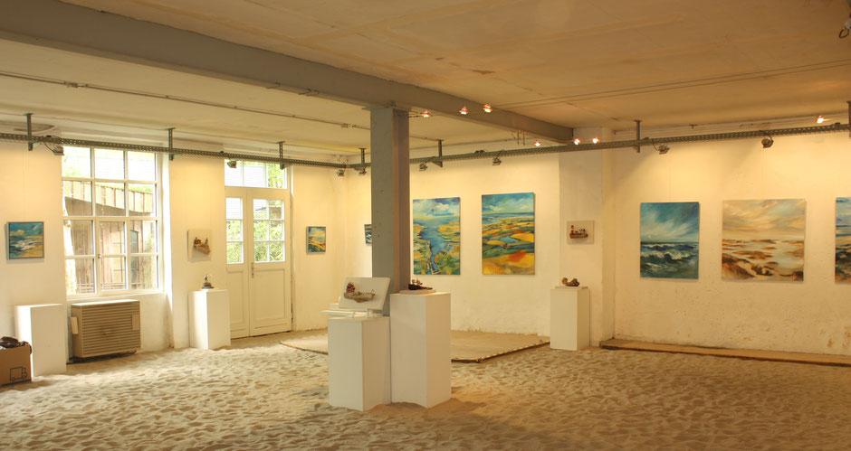 Ausstellung in der Bürgergalerie Neumünster