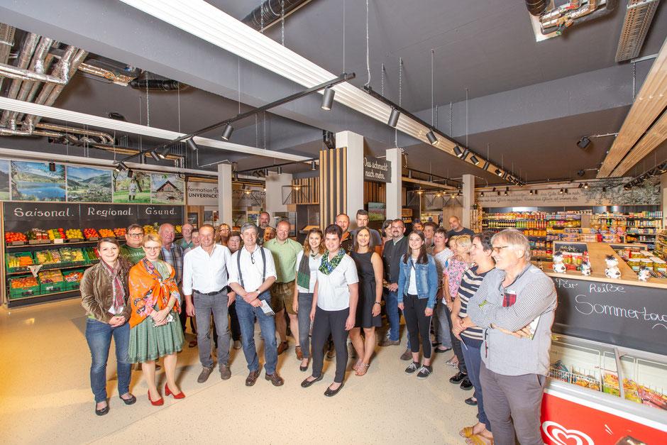 Pre-Opening TRIXiS Dorfmarkt Stanz im Mürztal (Fotos: Karoline Karner)