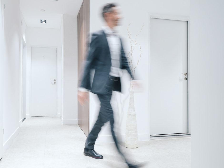 Keller von Arx und Partner: Einblick in unser Büro