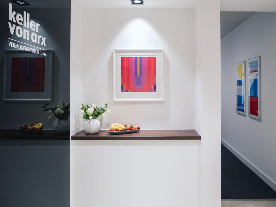 Keller von Arx und Partner AG: Einblick in unser Büro