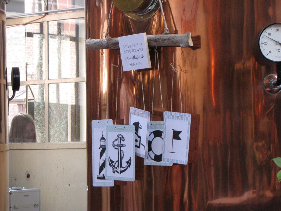 Die Hochzeitslocation Dujardin in Krefeld im Industrial Stil mit Philosophy Love - Foto von Leith Schwedler