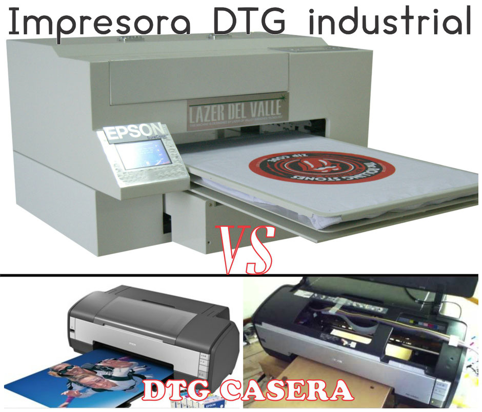 impresora dtg, espon, artisan, 1490, 1430, r1390, t50, lazer del valle, lvdtg, a3, a4, industrial,