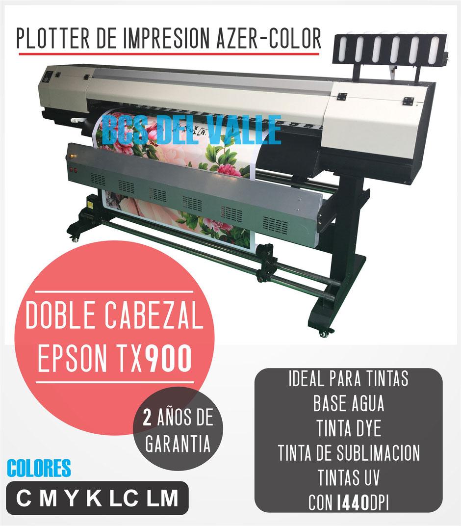 venta de plotter de impresion en colombia