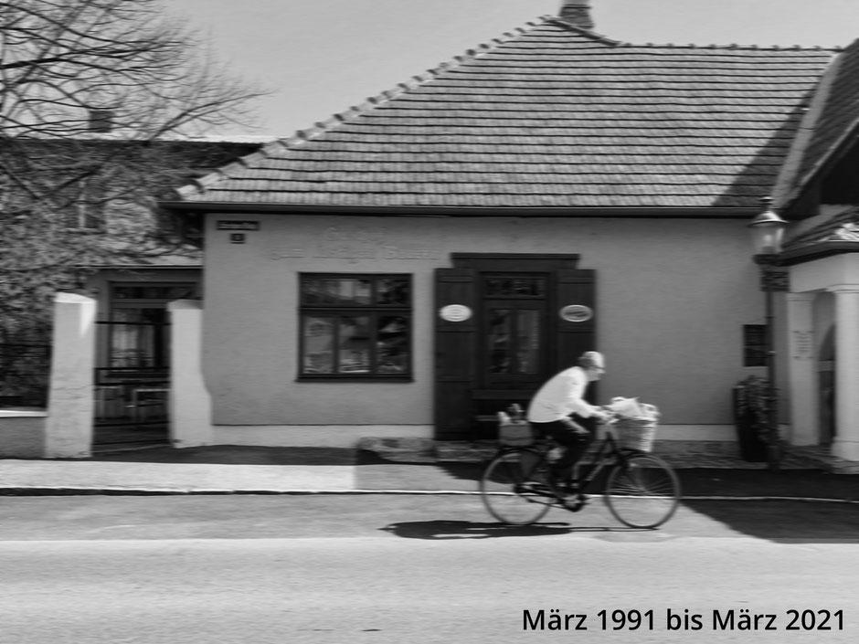 Dast Testbild - am 6. März 1995 vom ORF eingestellt.