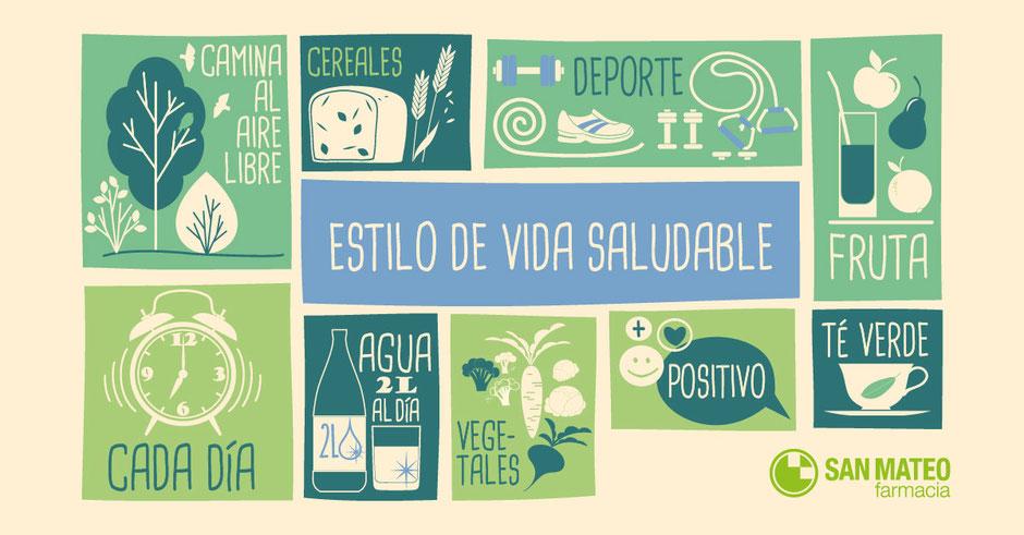 Empieza el año con salud - Farmacia San Mateo Alicante