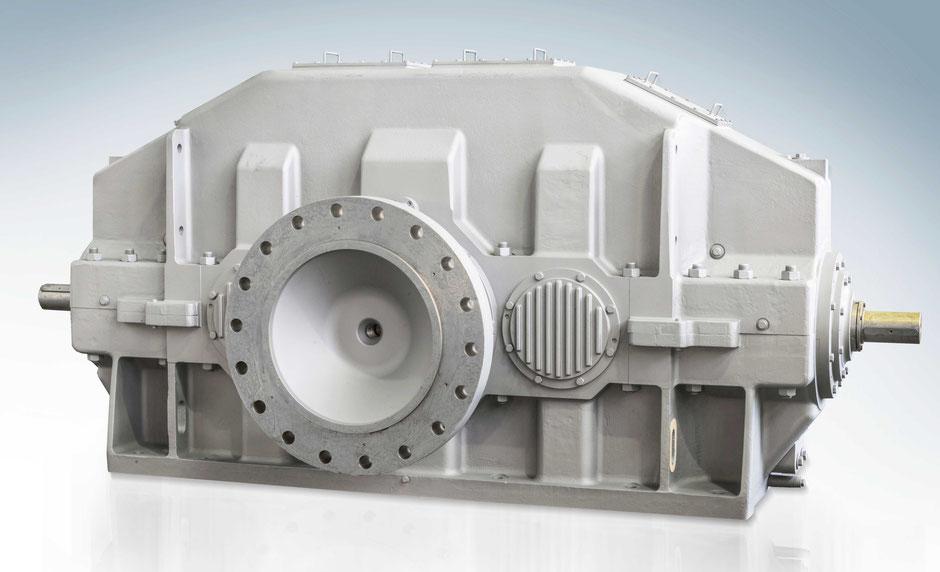 Zwillingsbandgetriebe, Getriebetechnik Dessau