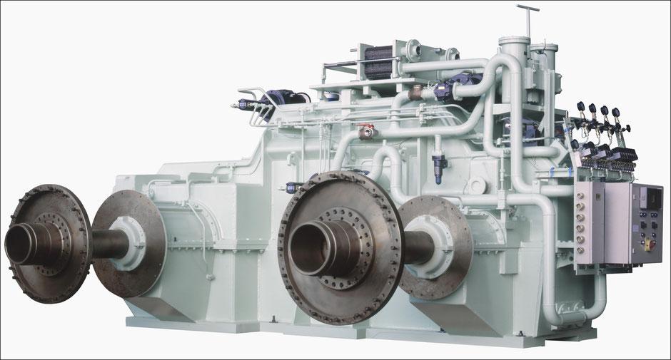 Getriebetechnik Dessau, Schiffshauptdoppelantrieb