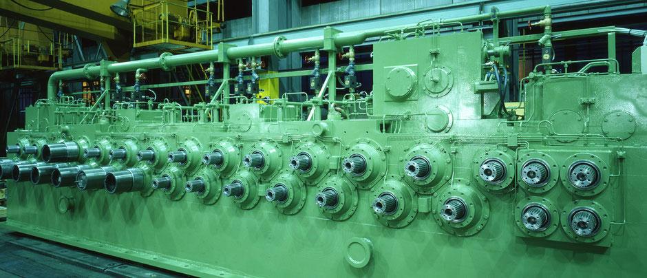 Getriebetechnik Dessau, Walzwerksgetriebe