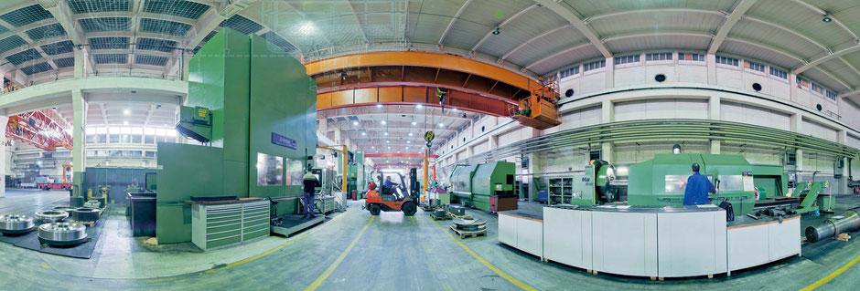 Getriebetechnik Dessau, Großgetriebe, Schiffsgetriebe