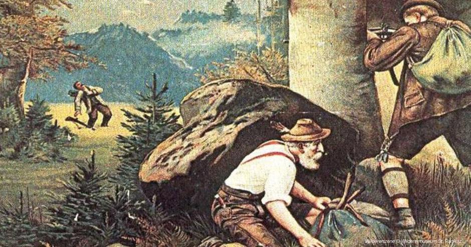 Schlechtwetterprogramm, Wilderer Oberösterreich, St. Pankraz, Wilderermuseum, Schlechtwetter, Schiederweiher, Interessantes Oberösterreich