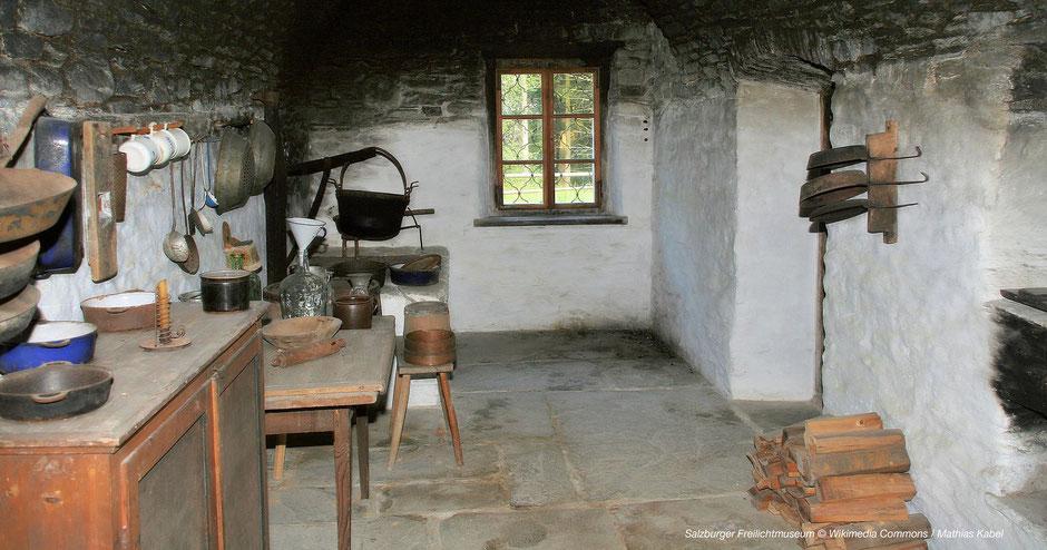 Salzburger Freilichtmuseum, Großgmain, Hofformen Salzburg, Westösterreich Freilichtmuseum, Berchtesgadener Land