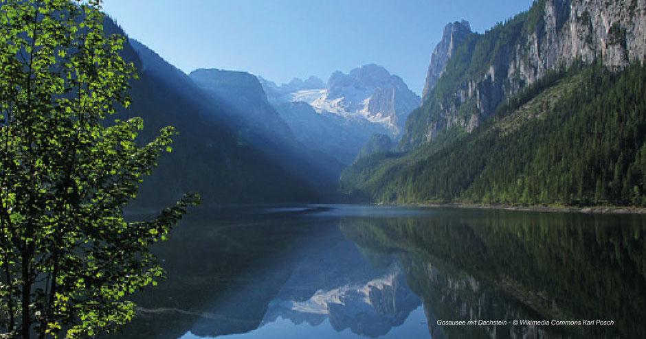 Wandern an den Gosauseen - Hiking at Lake Gosau-Dachstein-Hallstatt-Salzkammergut