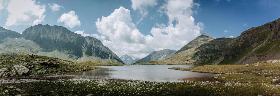 Landschitzseen-Lanschitzseen-Lungau-Wandern-Österreich-Berge-Urlaub