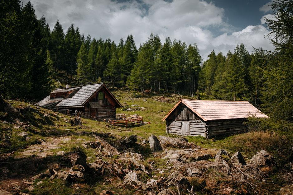 Landschitzseen-Wanderung-Bacheralm-Lungau-Salzburg-Wandern