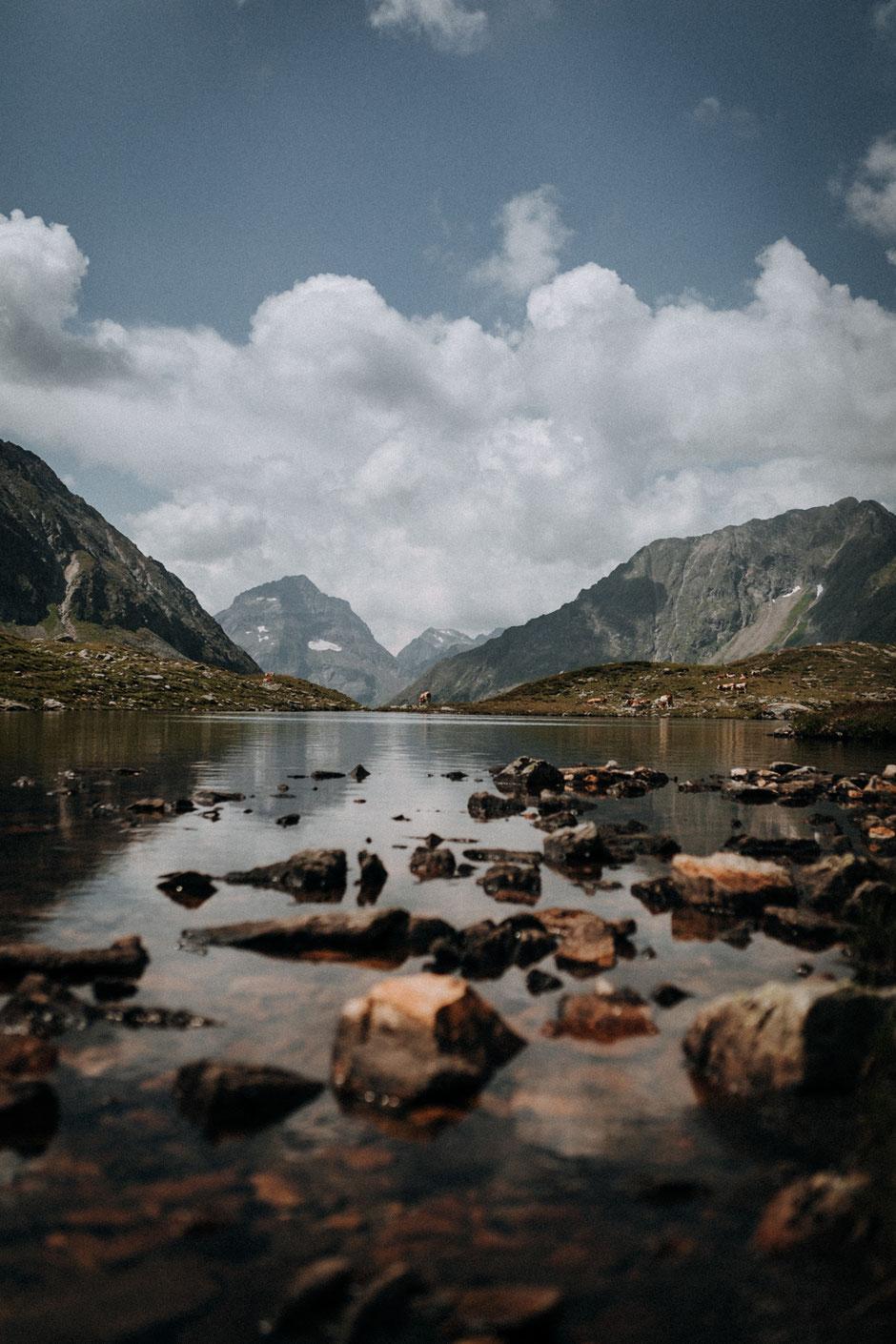 Lanschitzseen-Wanderung-Wandern-Salzburg-Lungau-Lessachtal-NiedereTauern-Österreich