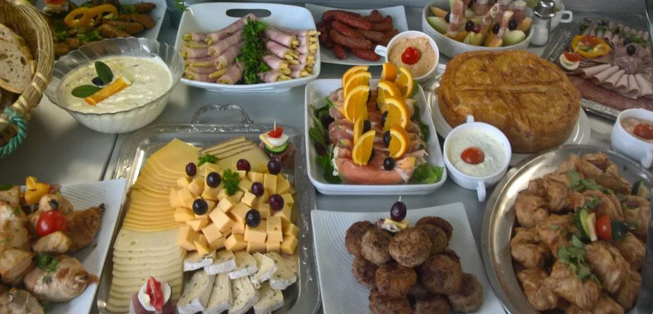 Partyservice, Mittagstisch, Mittagsmenü, Lieferservice, Allergiker Wurstsortiment, Fleisch- und Wurstwaren, Sauerländer Spezialitäten,