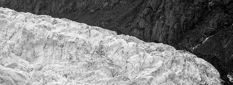 Aialik Gletscher in der Ailak Bay bei Seward