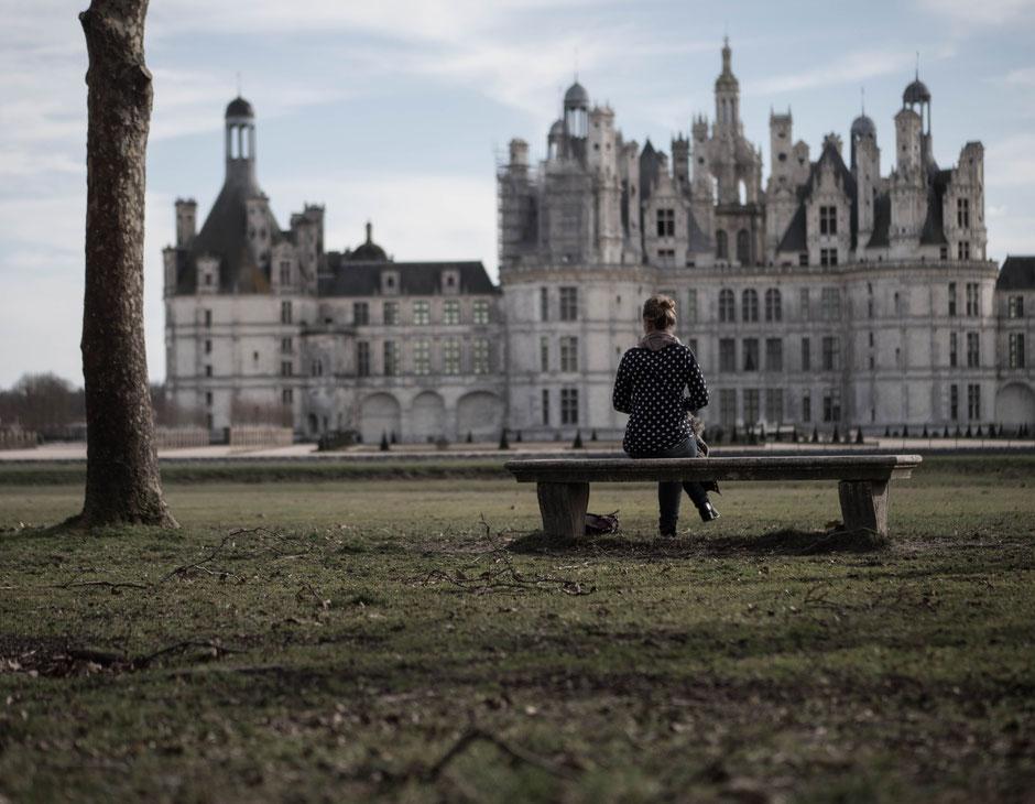 Photographe le Mans - reportage photos château de Chambord - Blog