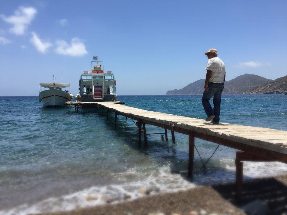 Bootsausflug KOS - Griechenland