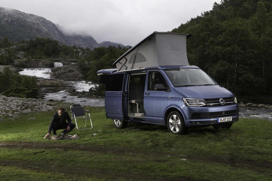 Volkswagen T6 California Ocean