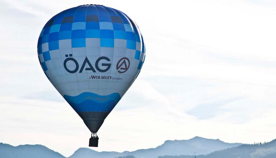 PR Kampagne für ÖAG - Wolseley