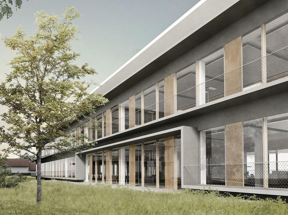 Moderne Büroflächen im Norden von München mieten