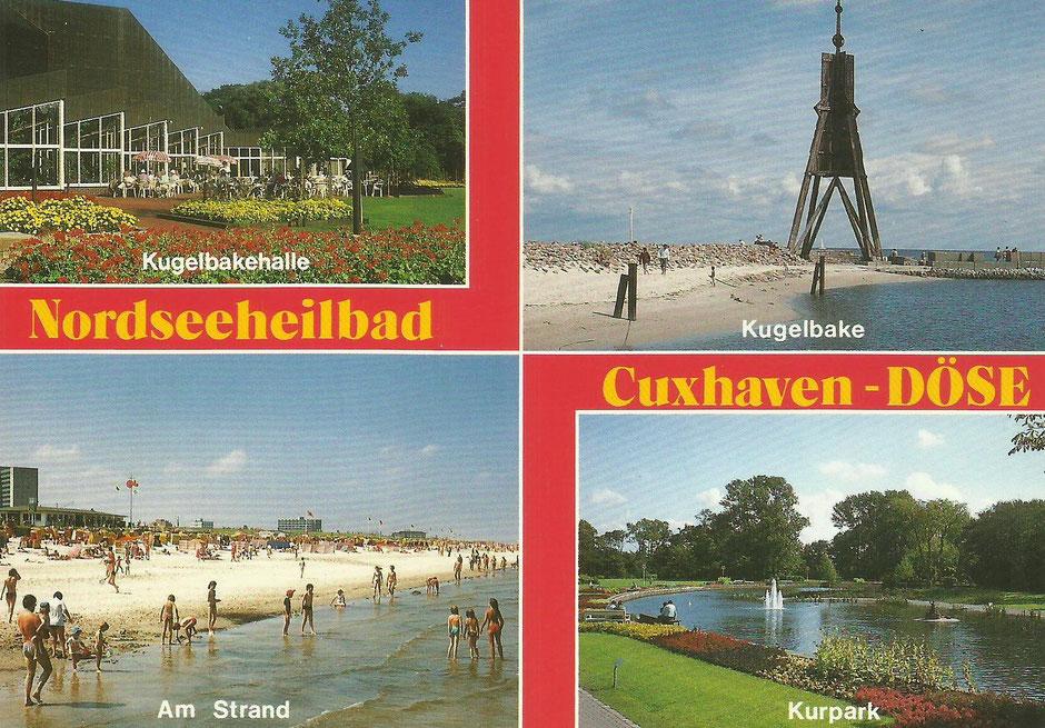 Shop-Angebot: Ansichtskarte - Döse - Endpreis: 9,99 €