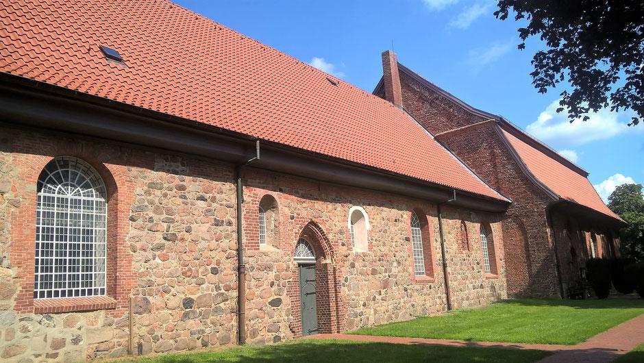 St. Nicolai Altenbruch, Cuxhaven, Niedersachsen, Deutschland