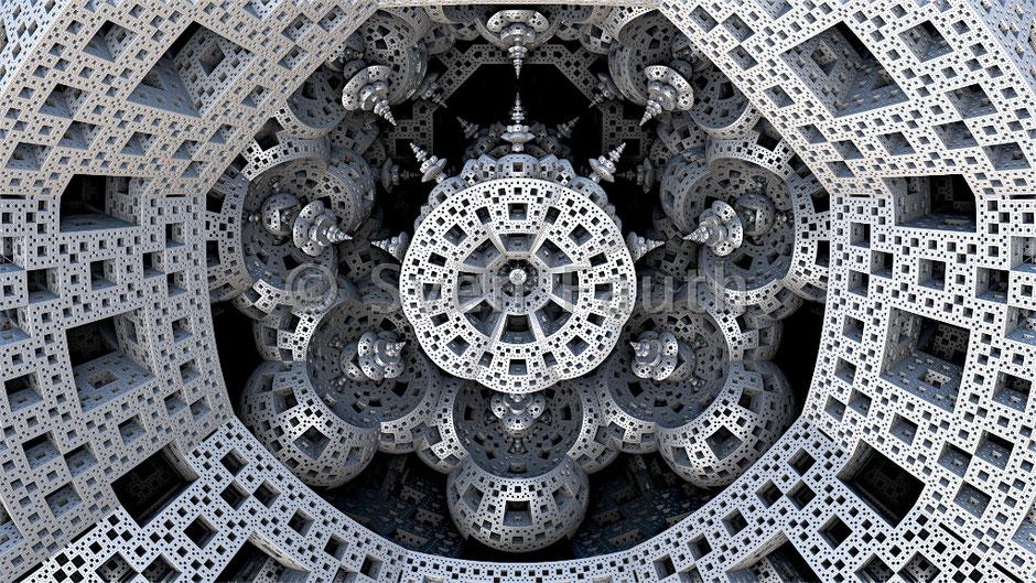 Sven Fauth - Abstrakte Digitale Fraktale Kunst