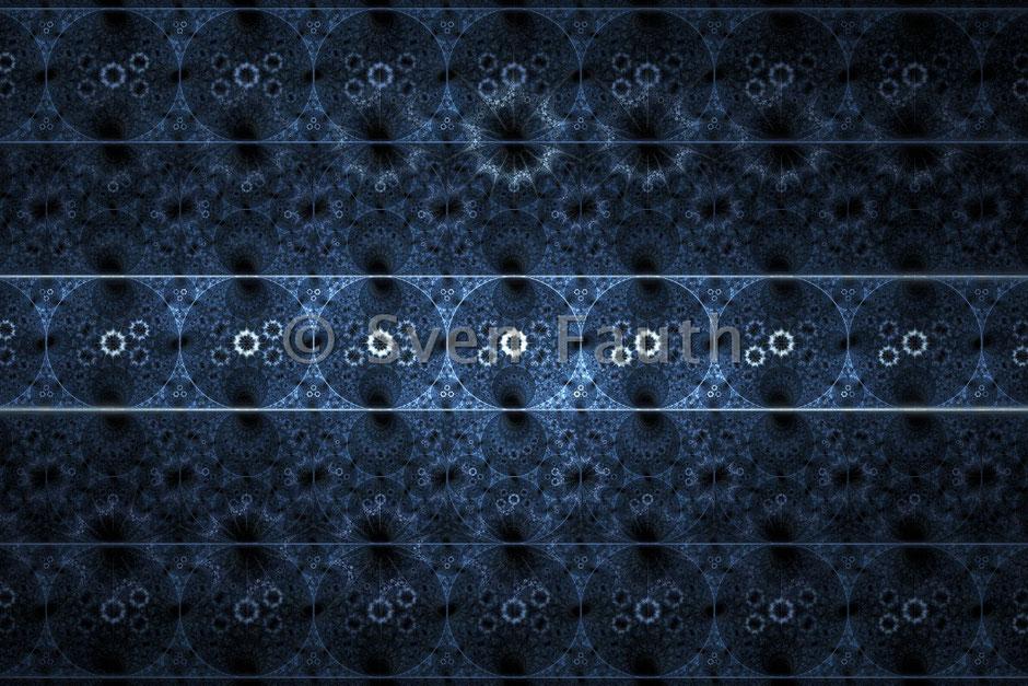 Sven Fauth - Abstrakte Geometrische Fraktalkunst
