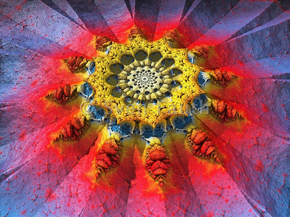 Sven Fauth - Fraktalkunst - Mandelbulb 3D