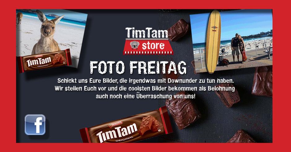 Ihr seid sicher schon FANs unserer TimTam Store Facebook Page oder ?