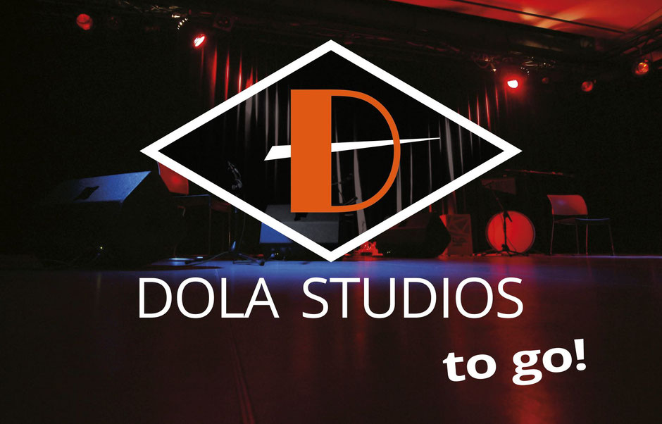 Dola Studios to go - mobile Tonstudio