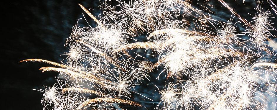 Bild: Feuerwerk an Silvester in Berlin