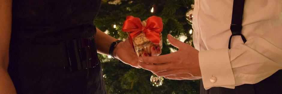 Bild: Manschettenknöpfe als Weihnachtsgeschenk für Männer von Morent Berlin