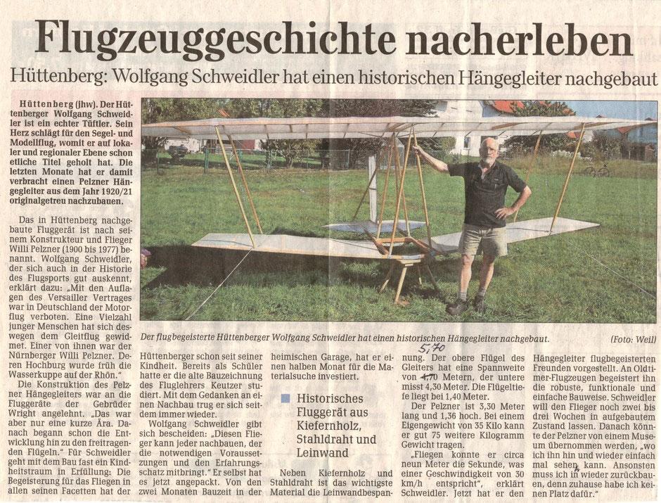 Flugzeuggeschichte nacherleben   Modellbau   Luftfahrtgeschichte