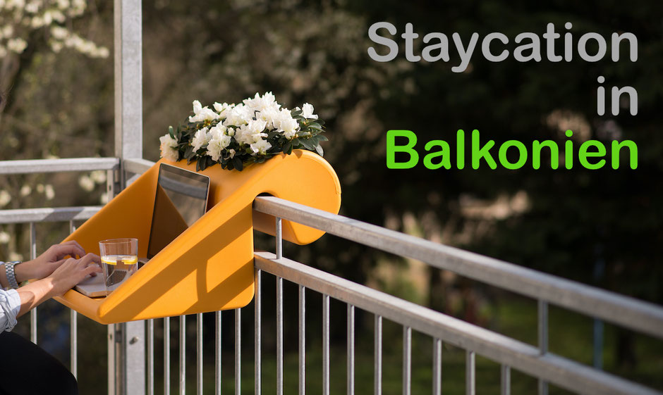 Staycation in BALCONIA