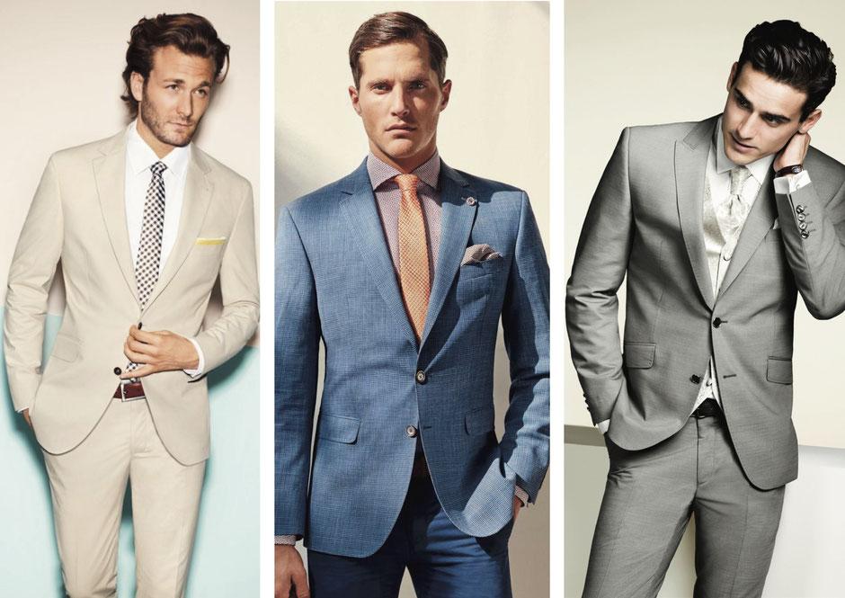 Wir sind kein reiner Online-Shop und wollen es auch nicht werden. Wenn Ihr Anzug bestellt werden muss oder in einem unserer anderen Geschäfte vorrätig ist, kann dies zu einer verspäteten Lieferung führen. Foto: Digel