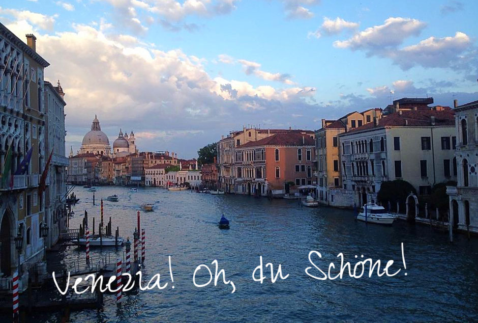 Venedig mit einem, der sich auskennt