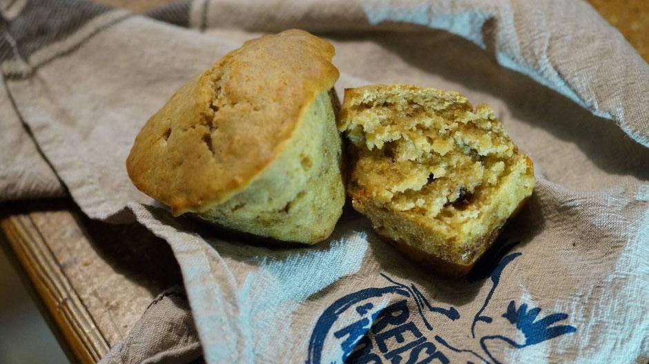 Muffins mit Orange - und andere Variationsmöglichkeiten