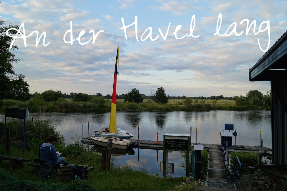 An der Havel lang