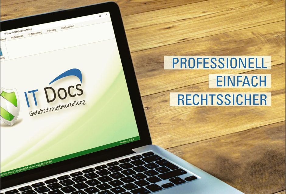 IT Docs Gefährdungsbeurteilung - Hillebrand Ihr Experte für ...