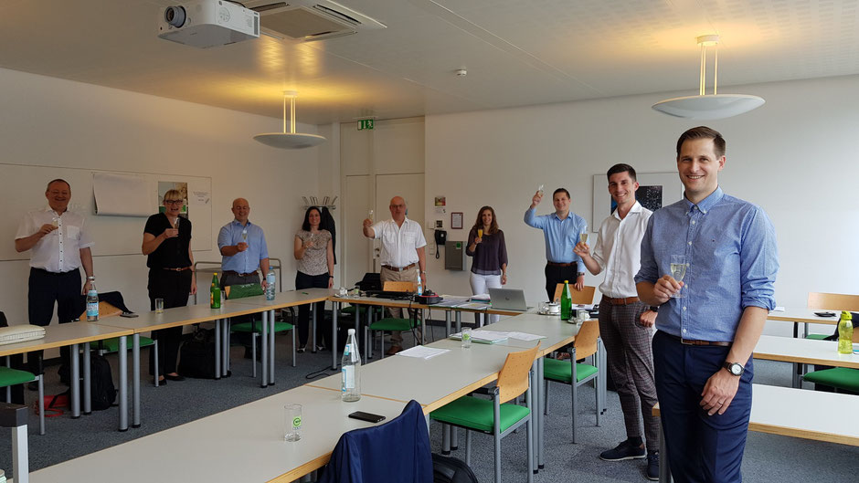 Projektmanagement-Ausbildung in Gmunden