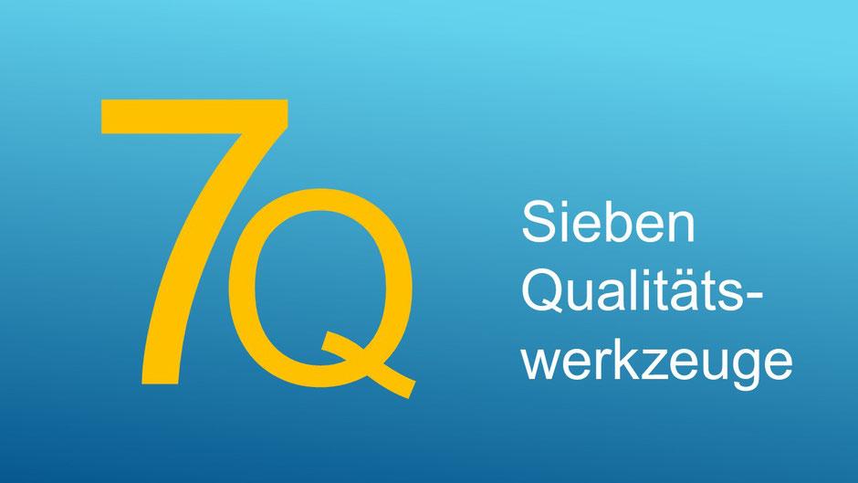 Sieben Qualitätswerkzeuge